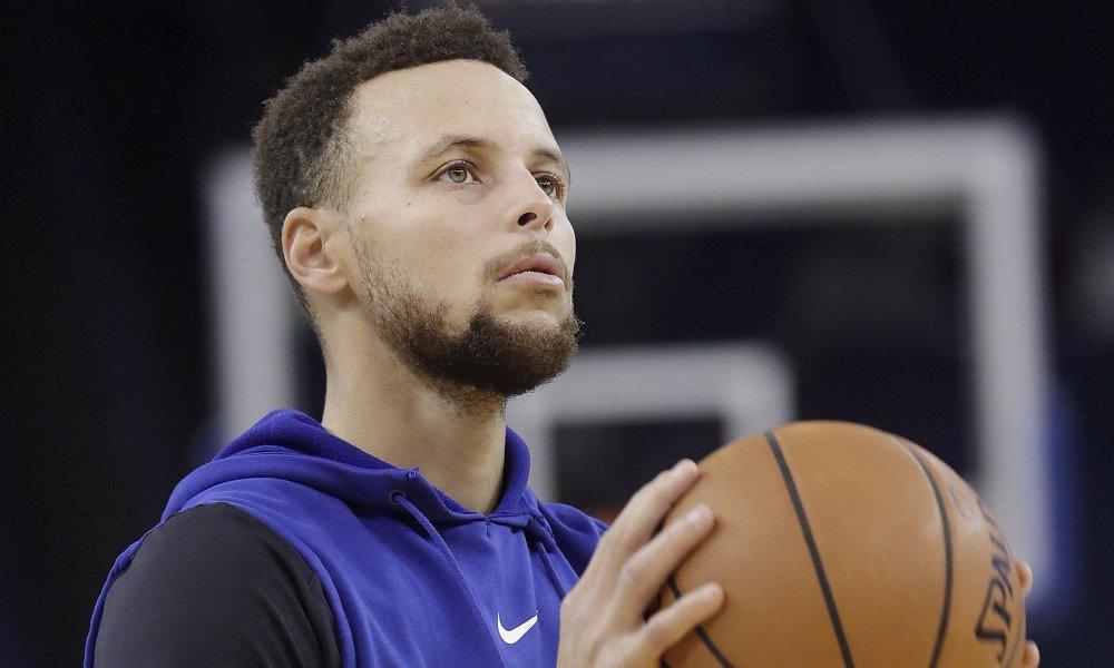 Curry lëndohet sërish - Insporti
