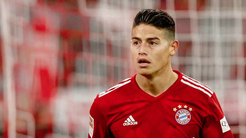 James, Bayerni, lajmi, zyrtare, ekzaminimi, ligamente, gjerman, Insporti.com