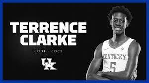 Kentucky Men's Basketball Player Terrence Clarke Has Died - University of  Kentucky Athletics